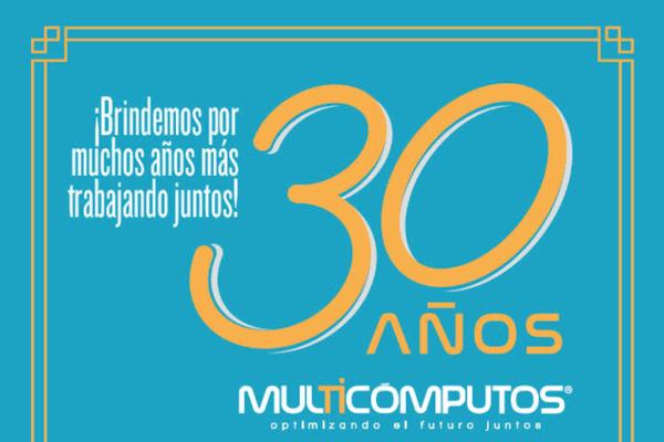 30 Aniversario Multicómputos