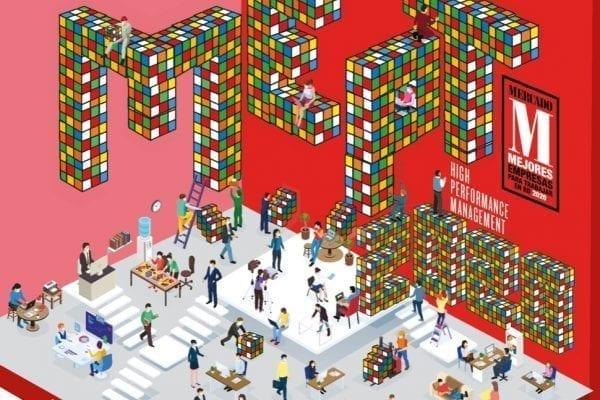 Revista Mercado nos reconoce como una de las mejores empresas para trabajar en República Dominicana 2020