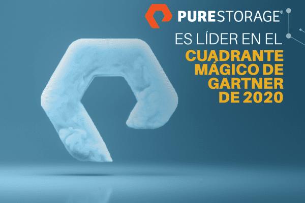 Pure Storage sigue yendo más alto y más lejos.